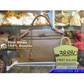 HERMES Kelly 32CM In Clemence