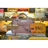 CAOCH Bleecker Pebbled Leather Small Toaster Satchel
