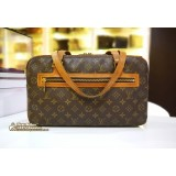 LOUIS VUITTON Monogram Canvas Cite GM