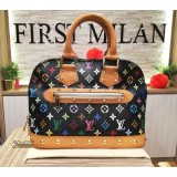 LOUIS VUITTON Monogram Multicolor Alma
