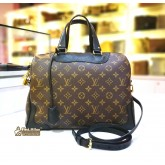 LOUIS VUITTON Monogram Retiro Noir Black