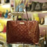 LOUIS VUITTON Monogram Vernis Wilshire MM