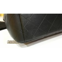 CHANEL Maxi Flap Bag In Lambskin With GHW