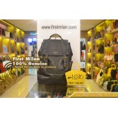 COACH Essex Leather Backpack