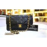 CHANEL Vintage Medium Flap Bag In Lambskin