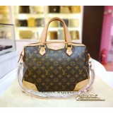 LOUIS VUITTON Monogram Canvas Retiro PM