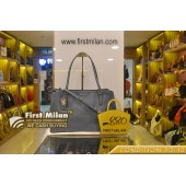 COACH Madison Christie Carryall Satchel In Saffiano
