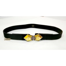 LOUIS VUITTON Rhinestone Belt