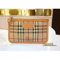BURBERRY Haymarket Check Small Canterbury