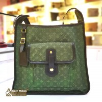 LOUIS VUITTON Monogram Mini Besace Mary Kate
