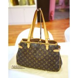 LOUIS VUITTON Monogram Canvas Batignolles Horizontal