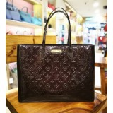 LOUIS VUITTON Monogram Vernis Wilshire