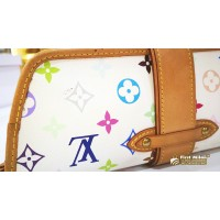 LOUIS VUITTON Monogram Multicolore Shirley