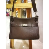 HERMES Taurillon Clemence Jypsiere 34