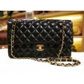 CHANEL Medium Classic Flap Bag In Lambskin
