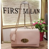MULBERRY Medium Lily Rosewater Soft Leather Bag
