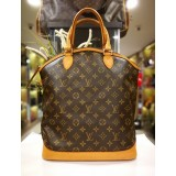 LOUIS VUITTON Monogram Canvas Lockit