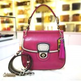 COACH Purple Small Sling Bag