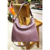 GUCCI Miss GG Leather Hobo Bag