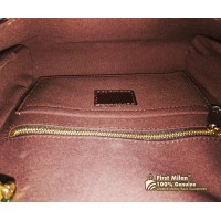 LOUIS VUITTON Vernis Vermont Avenue Shoulder Bag
