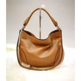 SALVATORE FERRAGAMO Brown Two-way Shoulder Bag