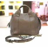 MCM Keana Boston Studded Bag