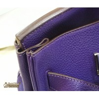 HERMES Birkin 42cm In Togo Leather