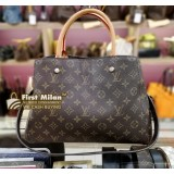 LOUIS VUITTION Monogram Canvas Montaigne MM