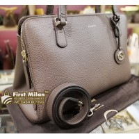 GUCCI Lady Leather Top Handle Bag