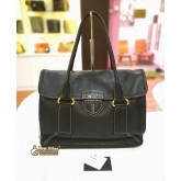 PRADA City Calfskin Shopper Shoulder Bag