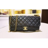CHANEL CC Crown Flap Bag