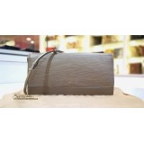 LOUIS VUITTON Epi Leather Honfleur Clutch