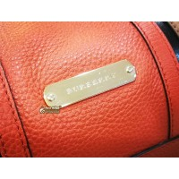 BURBERRY Holdall Leather Bag