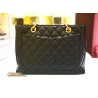 CHANEL Grand Shopping Tote GHW