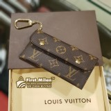 LOUIS VUITTION Monogram Multicles Laba Key Ring