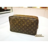 LOUIS VUITTON Monogram Canvas Trousse Cosmetic Bag