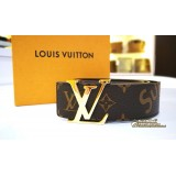 LOUIS VUITTON x SUPREME Monogram Initial 40 Belt (Size:90/36)