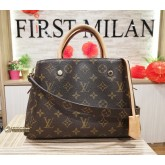LOUIS VUITTON Monogram Canvas Montaigne BB
