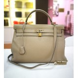 HERMES Kelly 40 Retourne Togo Leather