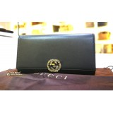 GUCCI GG Sparkling Continental Wallet