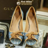 GUCCI Denim Shoes (S:36)