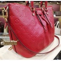 LOUIS VUITTON Monogram Empreinte Mazarine MM Bag