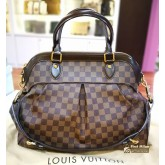 LOUIS VUITTON Damier Ebene Trevi GM