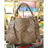 LOUIS VUITTON Ombre Empreinte Artsy MM Bag