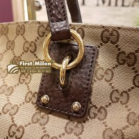 GUCCI Charm Medium Tote