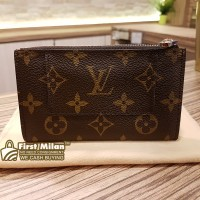 LOUIS VUITTON Monogram Pochette Duo Belt