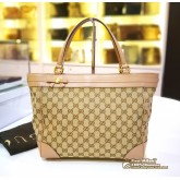 GUCCI Mayfair Medium Tote With Bow