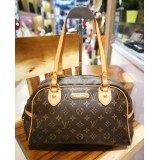 LOUIS VUITTON Monogram Montorgueil Handbag