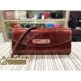 LOUIS VUITTON Monogram Vernis Sunset Clutch
