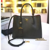 PRADA Saffiano Cuir Leather Tote